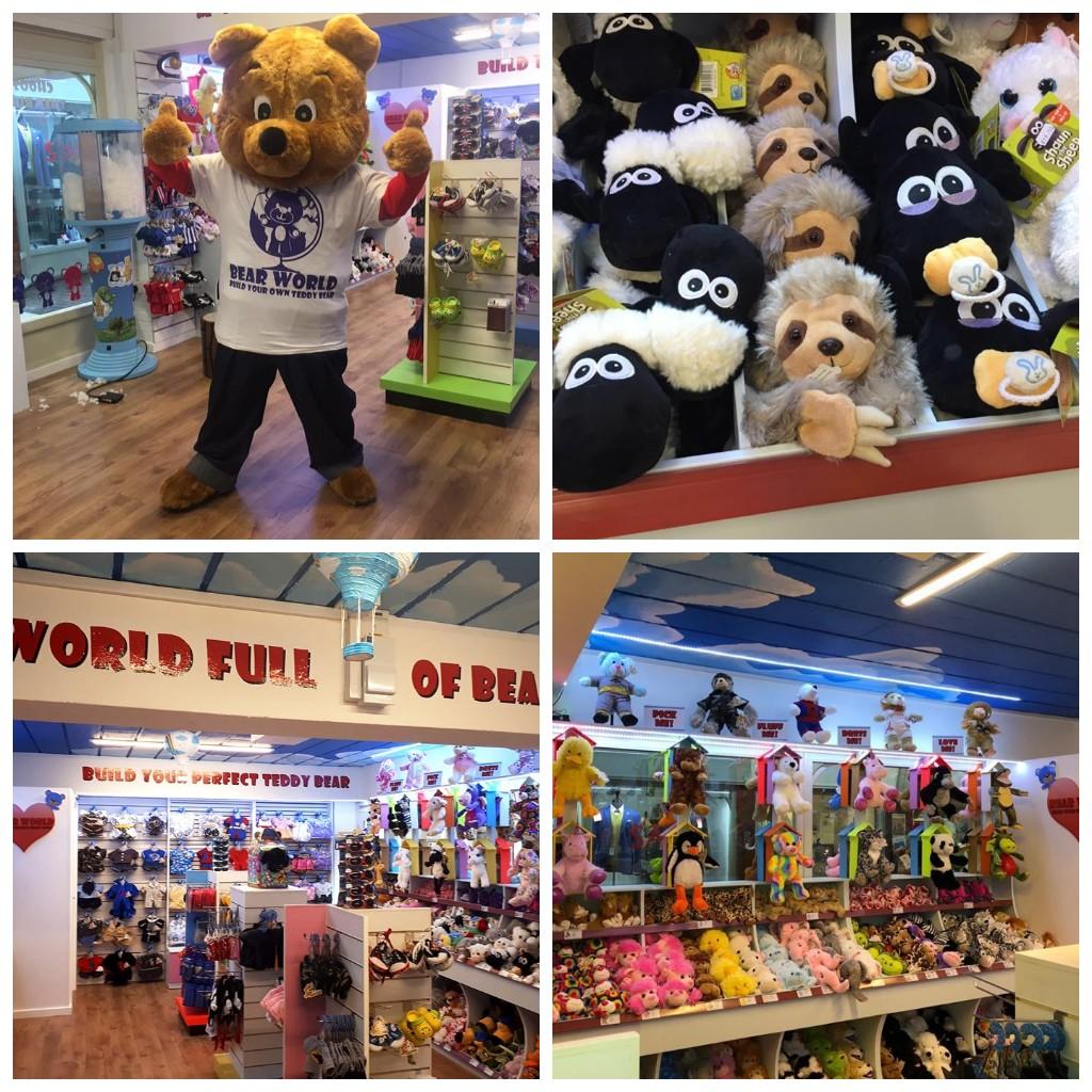 Bear World is now open!