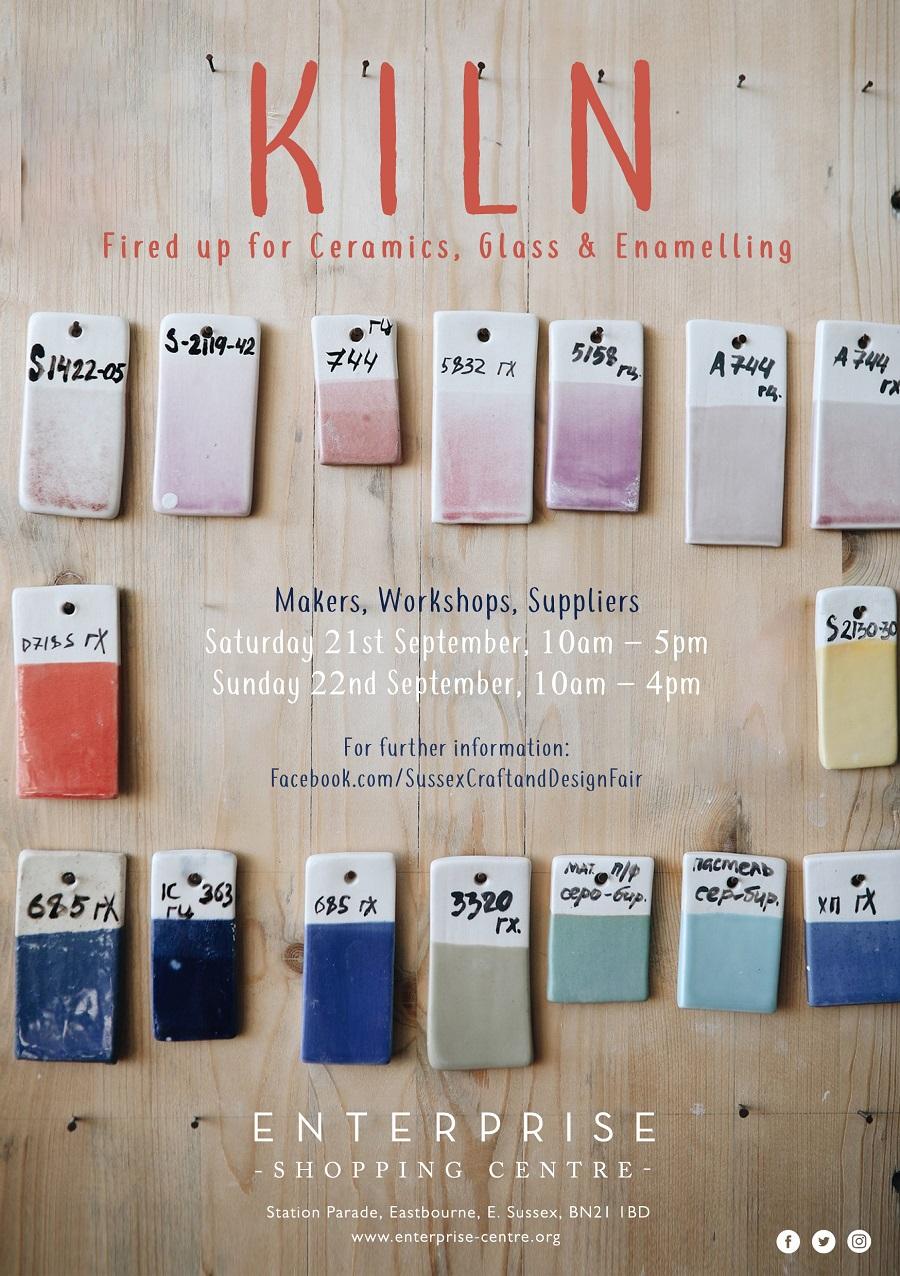 Ceramics & Glass event returns to the Eastbourne