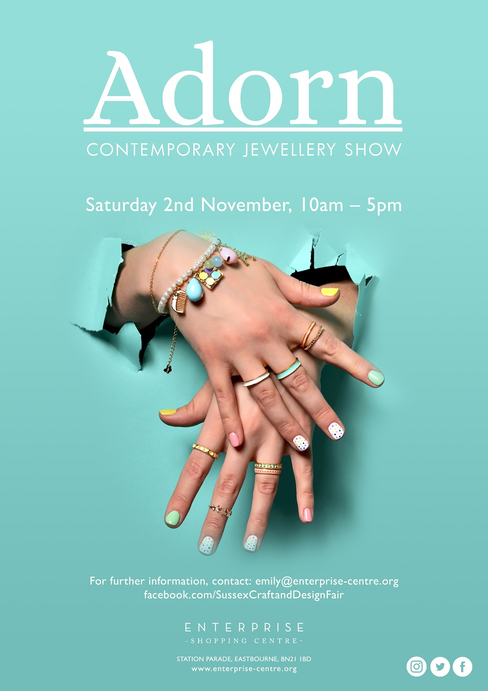 Contemporary Jewellery Show this November