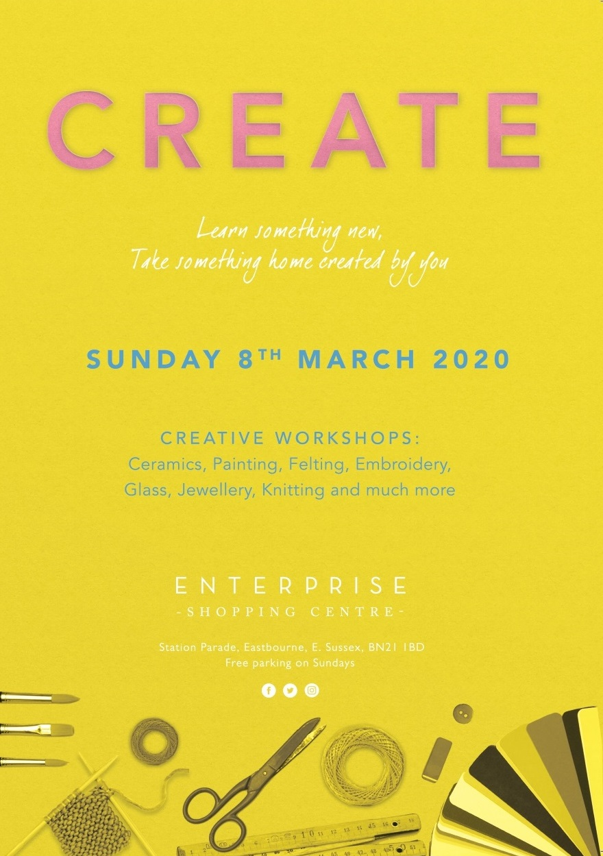 Creative Workshops at the Enterprise Centre