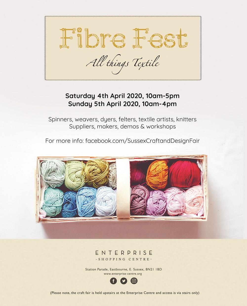 Fibre Fest update
